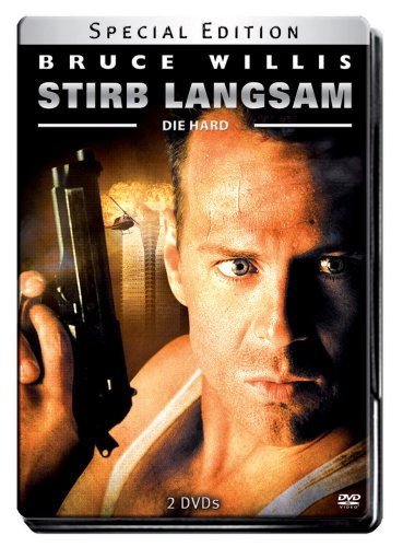 Stirb langsam (Special Edition, 2 DVDs im Steelbook)