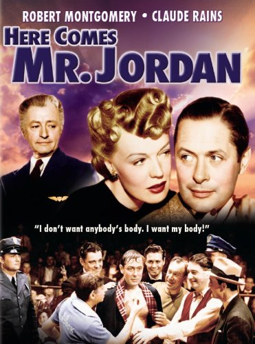 Amazon.com: Here Comes Mr. Jordan: Robert Montgomery, Evelyn Keyes ...