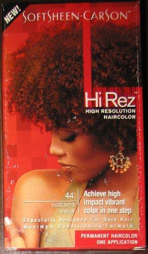 SoftSheen Carson Hi Rez Haircolor 44 Volcano Blaze