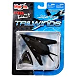 Maisto Fresh Metal Tailwinds 1:150 Scale Die Cast United States Military Aircraft - U.S. Air Force S