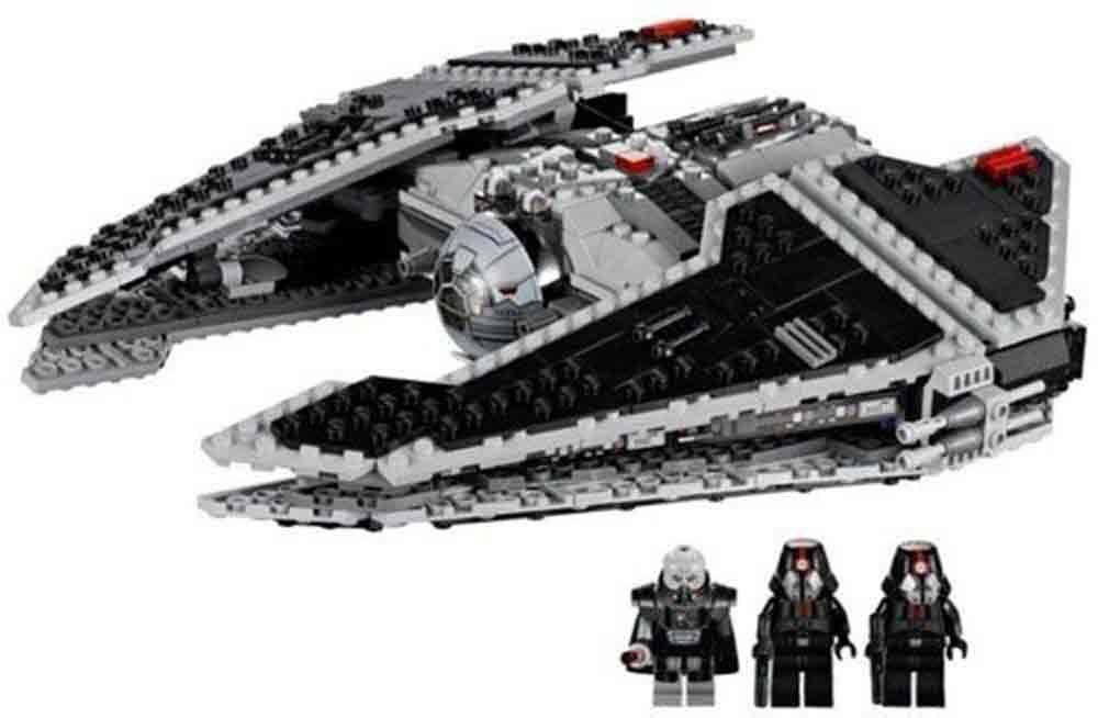 LEGO Star Wars 9500 Sith Fury-class Interceptor $63.3
