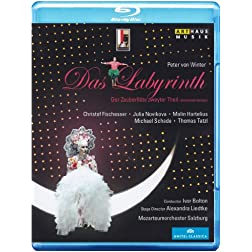 Das Labyrinth [Blu-ray]