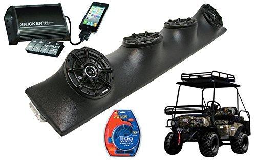 Bad-Boy-Buggy-UTV-Kicker-DSC5-PXI502-iPhone-Control-Amp-Quad-5-14-Speakers