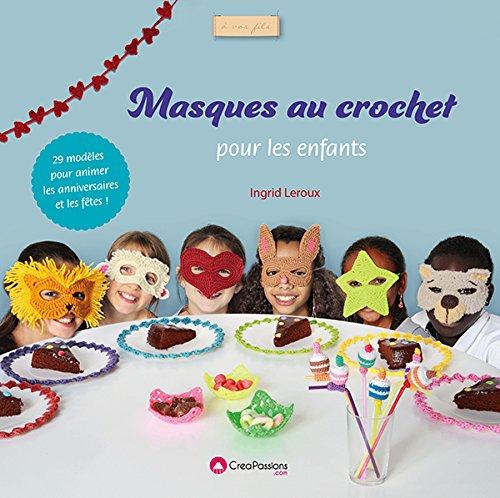 Masques au crochet pour les enfants