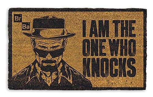 Zerbino Breaking Bad I am the one who knocks