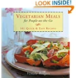 Vegetarian Meals for People On-The-Go (Gift Books)