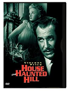 "Cover of ""House on Haunted Hill"""