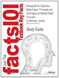 img - for Studyguide for Diagnosis Made Easier: Principles and Techniques for Mental Health Clinicians by Morrison, James, ISBN 9781593853310 book / textbook / text book