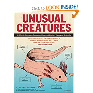 Unusual Creatures by Michael Hearst | Review on World of Julie