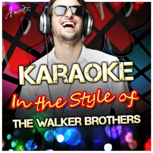 The Sun Ain'T Gonna Shine Anymore (In The Style Of The Walker Brothers) [Karaoke Version] front-210311