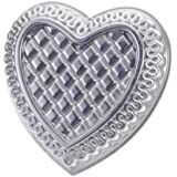 Nordic Ware Quilted Heart Pan