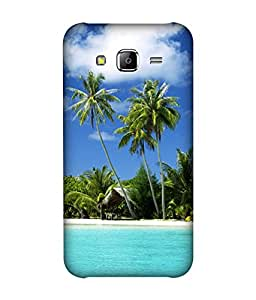 small candy 3D Printed Back Cover For Samsung Galaxy On5 -Multicolor nature