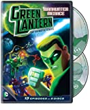 Green Lantern: Animated Show - Manhunter Menace [DVD] [Region 1] [US Import] [NTSC]