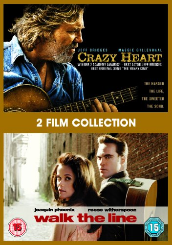 Crazy Heart/ Walk The Line Double Pack [DVD]