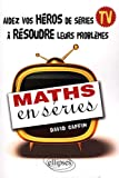 echange, troc David Caffin - Maths en séries