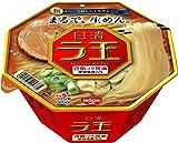 日清 ラ王 背脂コク醤油 113g×12個