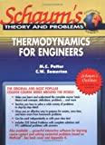 Schaum's Outline Theory and Problems: Thermodynamics for Engineers (0078427177) by Potter, M. C.