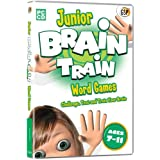 Junior Brain Train Word Games (PC)by Avanquest Software