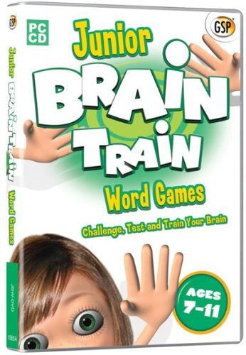 junior brain train word games (PC) (UK)