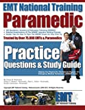 img - for EMT National Training Paramedic Practice Questions & Study Guide book / textbook / text book