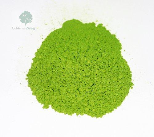Goldener Zweig - naturreines BIO Weizengras gemahlen - 1kg