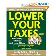Lower Your Taxes - Big Time 2011-2012 4/E (9780071752022)