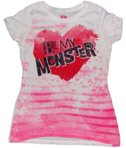 Monster High Be My Monster Girls T-shirt