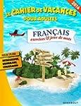 Cahier de vacances langue fran�aise 2016