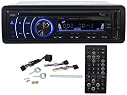 See New Boss BV6652 In Dash Car DVD/MP3/CD Player Receiver AM/FM Radio With USB/SD/AUX and Wireless Remote Details