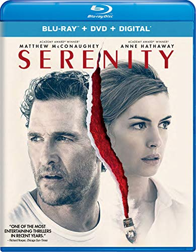 Blu-ray : Serenity (With DVD, 2 Pack, Digital Copy)