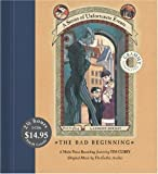 Lemony Snicket Bad Beginning, the (Series of Unfortunate Events (HarperCollins Audio))