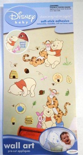 Disney Winnie the Pooh & Friends Wall Art Stickers