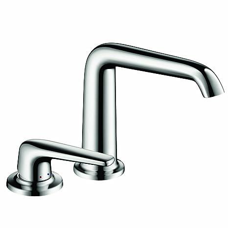 Axor 19143001 Bouroullec 2-Hole Single-Handle Faucet, Chrome