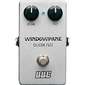 Great Deal on the BBE Windowpane Silicon Fuzz