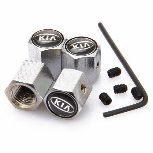 kia-anti-theft-chrome-car-wheel-tire-valve-stem-caps
