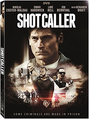 Book Cover: Shot Caller