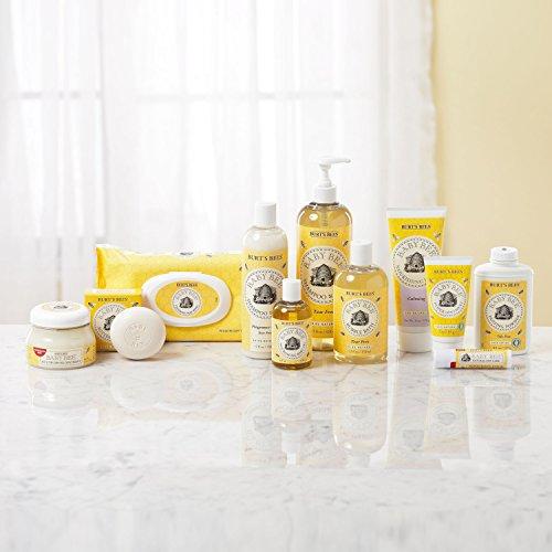 销量第一,Burt's Bees小蜜蜂天然蜂蜜爽身粉,127g*3瓶装图片