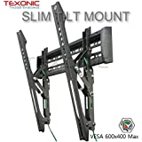 """TEXONIC - Universal Fully Adjustable TV Wall Mount; Fixed or Tilting (fits most screens from 40"""" - 60"""")"""
