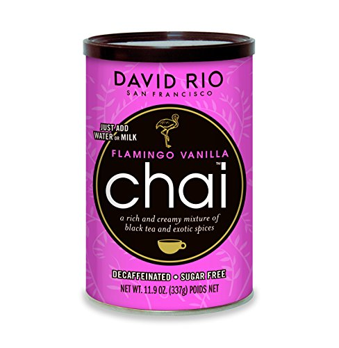 David Rio Chai Mix, Flamingo Vanilla, 11.9 Ounce