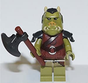 LEGO STAR WARS garde de jabba gamorrean avec hache TM