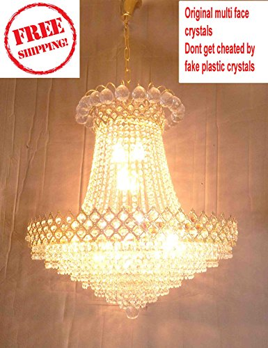 S M Arcade Original crystal chandelier with FREE SHIPPING (SM-92/71/600)
