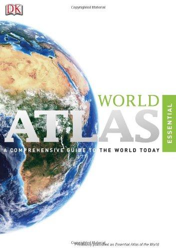 Essential World Atlas (Eighth Edition)