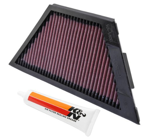 Kawasaki Zg1400 Concours 14 2008-12 K&N High Performance Oem Replacement Air Filter front-620088