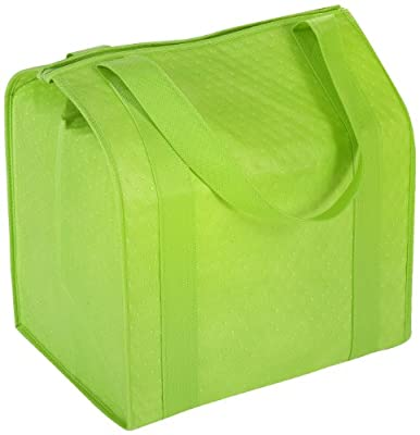 Hannah Insulated Shopping Bag, Lime