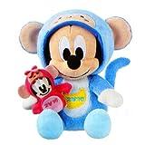 ミッキーマウス 干支 着ぐるみ ぬいぐるみ  ディズニー2016年 ニューイヤーグッズ 申 さる【ディズニーリゾート限定】