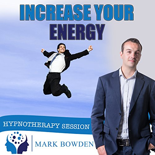 Increase Yor Energy Hypnosis Cd - Stop Feeling Lathargic And Lacking The Get Up And Go. This Effective Hypnotherapy Recording Will Get You Going Without The Need For Caffeine, Vitimins And Supplements