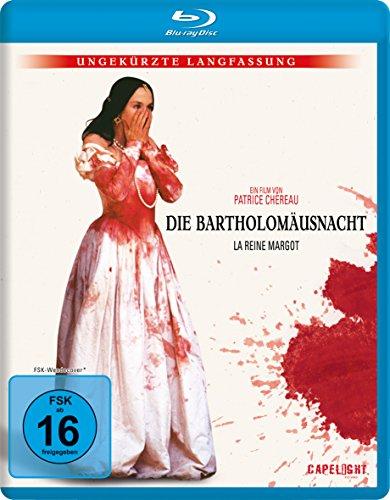 Die Bartholomäusnacht [Blu-ray]
