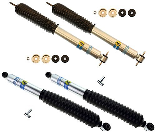 new-bilstein-front-rear-shocks-for-93-98-jeep-cherokee-zj-with-a-1-to-25-lift-5100-series-shock-abso