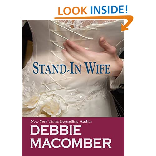 Stand-in Wife (Thorndike Press Large Print Romance Series) Debbie Macomber