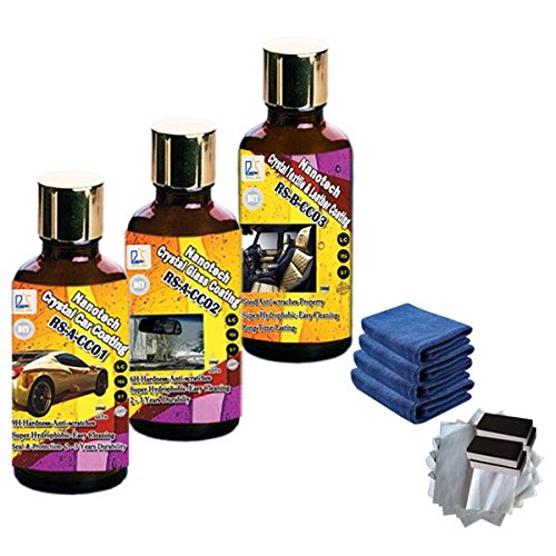 rising-star-cc010203-nanotech-crystal-car-coating-100ml-kit-and-100ml-glass-coating-kit-plus-100ml-t